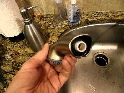 Grohe Europlus Handheld Repair Part 1 Youtube