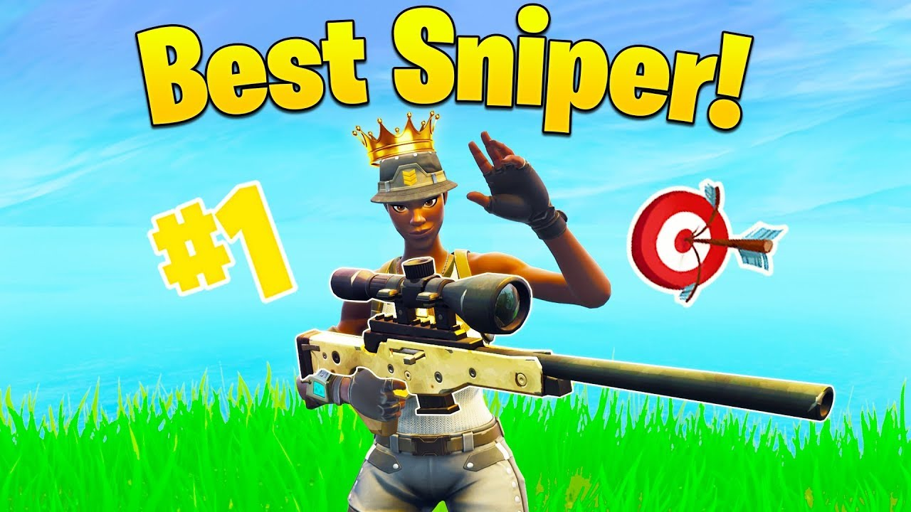 Meet Comikazie, The Best Sniper in Fortnite (Actual Human Aimbot)