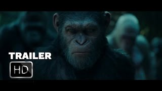 War for the Planet of the Apes Official Trailer (2017)