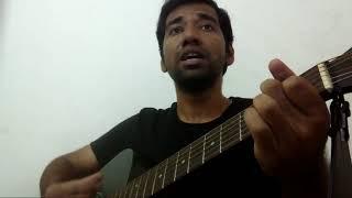 Kaun hai jo Sapno mein aaya   Mohd Rafi   Guitar Cover