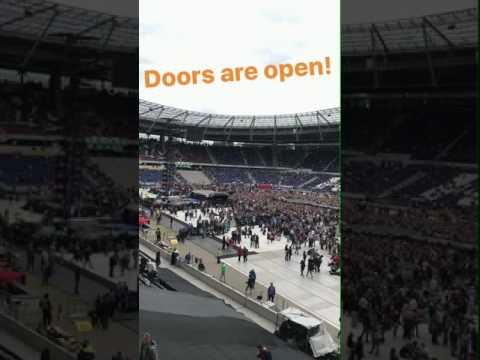 #ColdplayHannover - 16 June 2017
