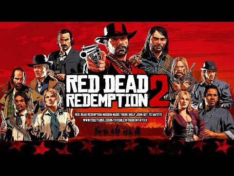 Red Dead Redemption 2 - Red Dead Redemption (Help John Get To Safety) Final Mission Music Theme