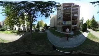 Gayrimenkul AJANS - Emekevler Sitesi Daire Tanıtım - 360 video (Ankara)