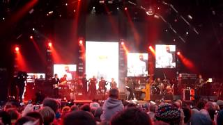 Elbow - High Ideals - HD Live from Jodrell Bank Transmission 2