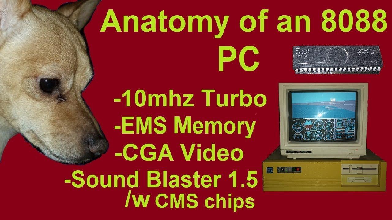 Anatomy of an 8088 PC - YouTube