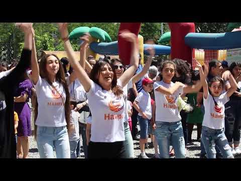 День защиты детей, г.Ставрополь. Армянская община.