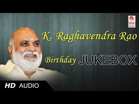 K.Raghavendra Rao | Telugu Movie Songs | Jukebox