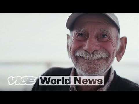 The Tiny Island in Greece With the Oldest Life Expectancy in the World