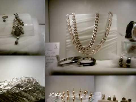 e565b5e0505 vitrine de joias - YouTube