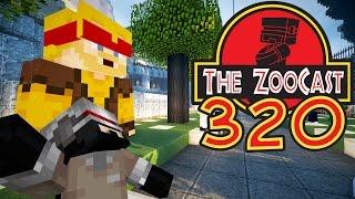Minecraft Jurassic World (Jurassic Park) ZooCast - #320 Suggest The Next Aquatic Dinosaur!