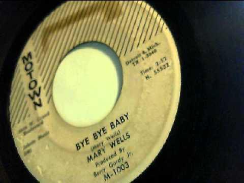 bye-bye-baby---mary-wells---motown-1960