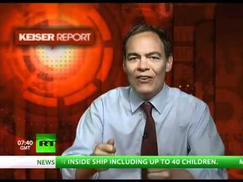Max Keiser Report 163 - Europe Declares War On Rating Agencies
