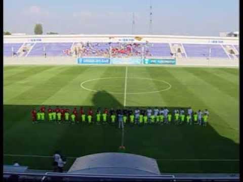 PFC Lokomitov - FC Bunyodkor 0:2