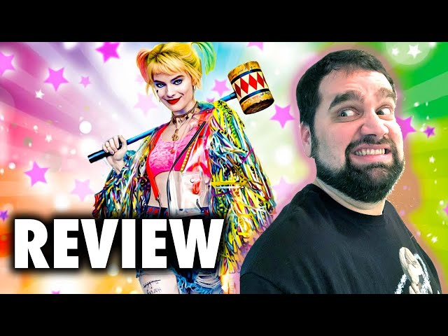 Birds Of Prey - Movie Review - Ehhhhh