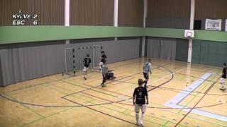 Futsal Ykkönen KylVe - ESC 30.1.2011