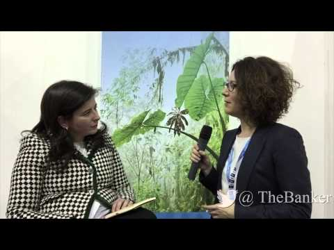 Interview with Gema Sacristan, division chief, financial markets, IADB - View from IADB 2015