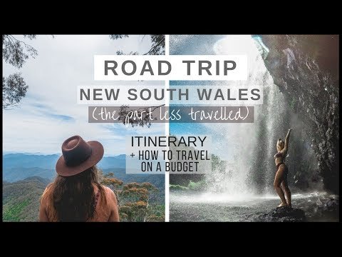 ROAD TRIP NEW SOUTH WALES - Byron Bay To Port Macquarie // Hot Spots + Inspo + Logistics