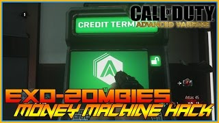 Call Of Duty - Exo Zombies, Money Machine Glitch, Easy Money Broken Money Machines EASTER EGG