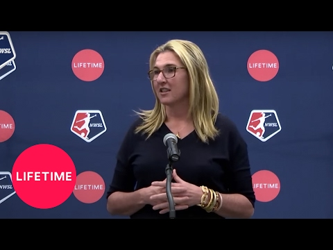 A+E Networks President & CEO Nancy Dubuc on the NWSL Partnership | #NWSLonLifetime