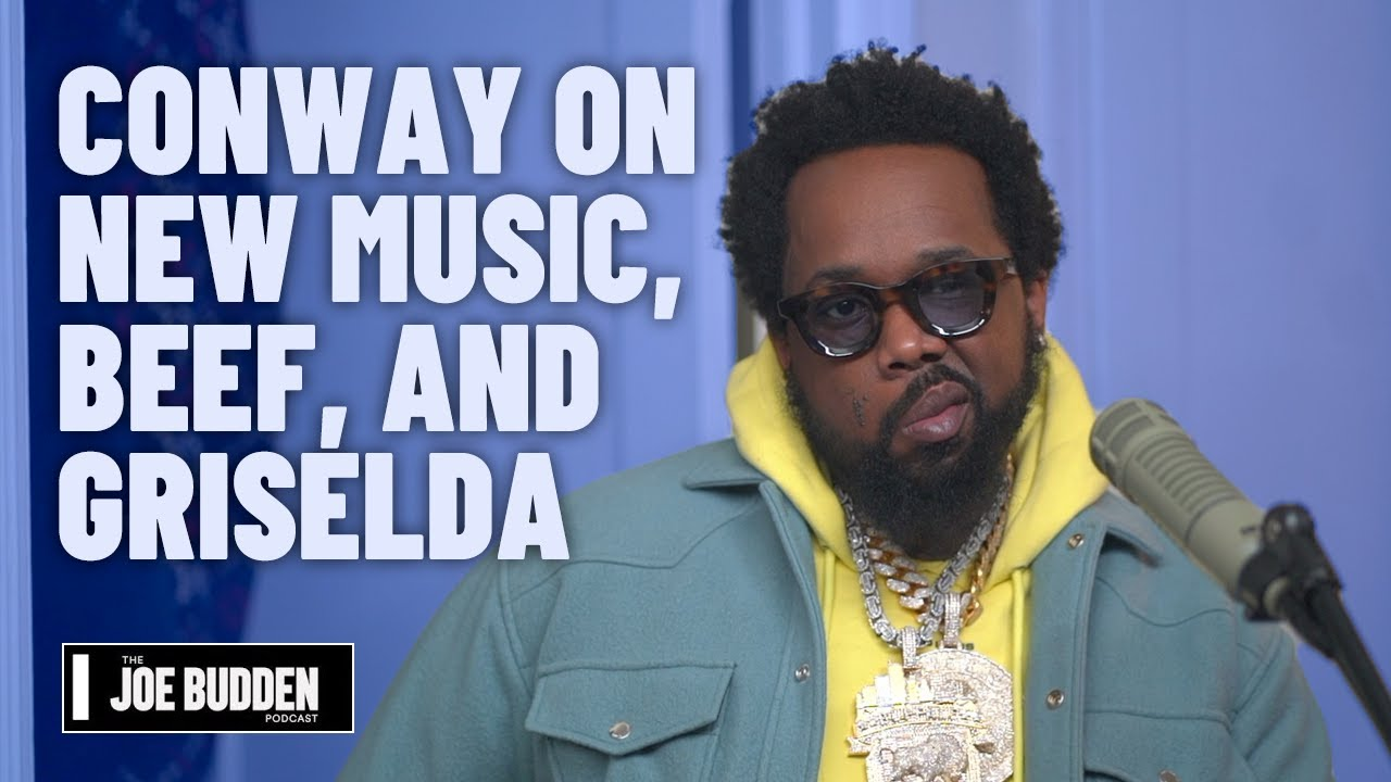 Conway The Machine on New Music, Beef, and Griselda ON The Joe Budden Podcast