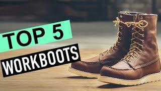BEST 5: Workboots