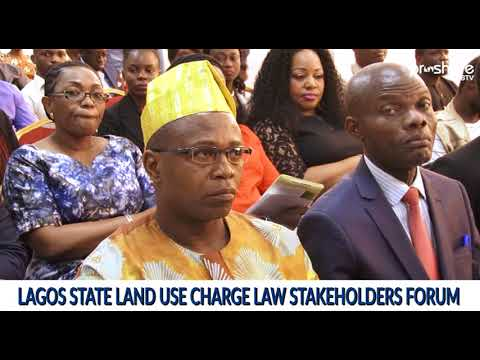 LCCI hosts dialogue on New Lagos Land Use Charge Law