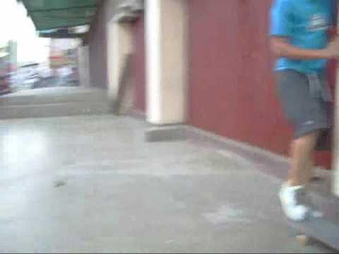 Davao skateboarding EL Tuyuzu skate competition