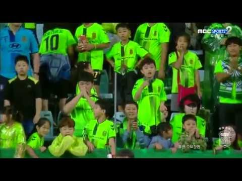 160918 K LEAGUE CLASSIC 30R JEONBUK HYUNDAI MOTORS VS SUWON SAMSUNG BLUEWINGS