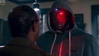 Enter Cyborg   Justice League