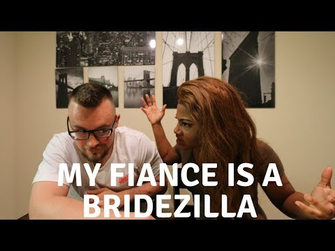 Wedding Series #2 : Bridezilla Crazy Wedding List