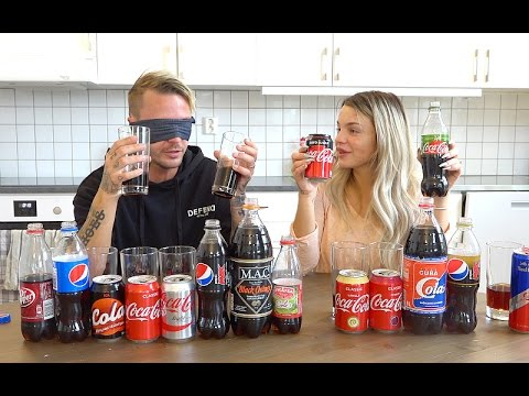 Den ultimata cola challengen
