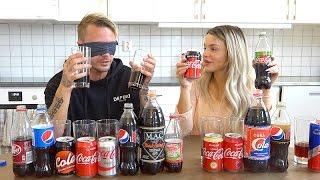 Den ultimata cola challengen