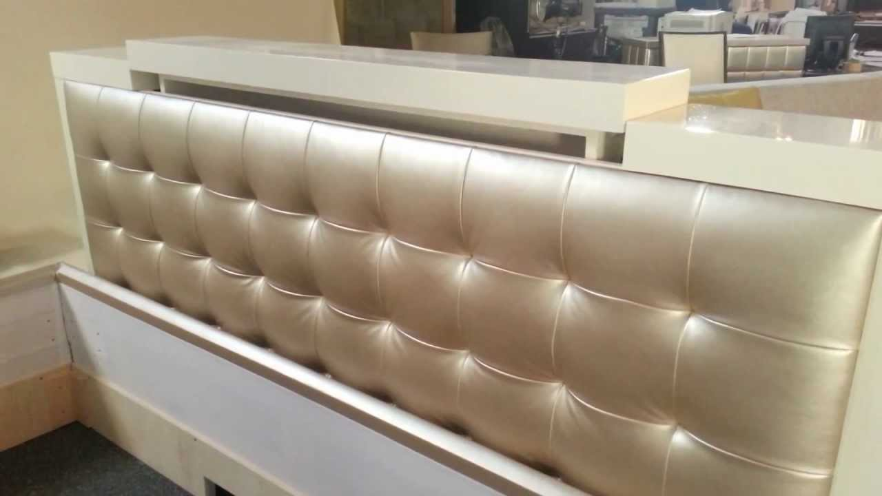Exceptionnel Custom King Size Bed @ Grafton Furniture   YouTube