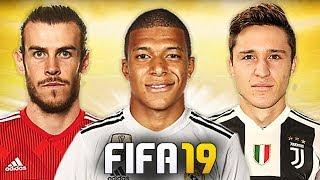 280 MILIONI PER MBAPPÉ!! 😱 RIVOLUZIONE REAL! TOP 10 TRASFERIMENTI FIFA 19 | Bale, Chiesa, Manè