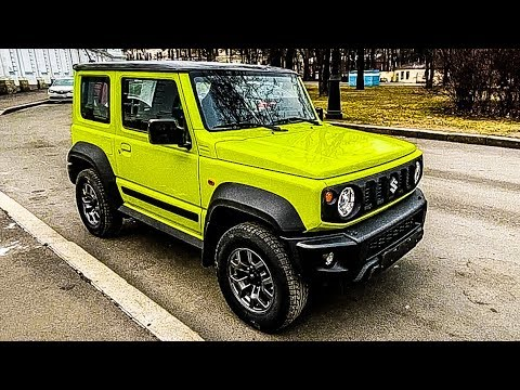 Suzuki Jimny на автомате!  Стоит ли занимать очередь за авто!?
