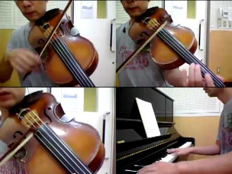 Canon / Pachelbel  (Viola)