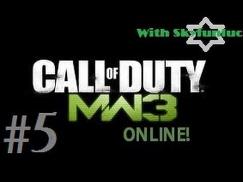 Call Of Duty Modern Warfare 3 (Online) #5 - Team Deathmatch On Arkaden - WORST DISGUISE EVER!