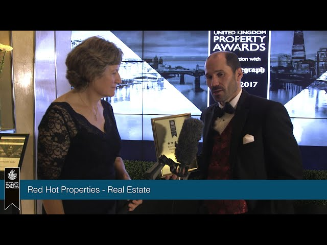 Red Hot Property – United Kingdom Property Awards