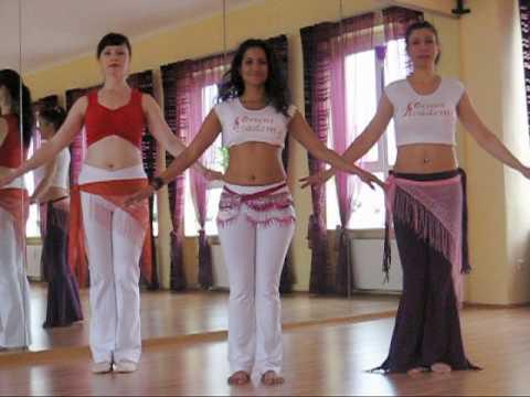 Ägyptischer Milf Tanz