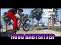HOOD BABYSITTER Ep 6 The Skate Park GJG PRODUCTION mp3