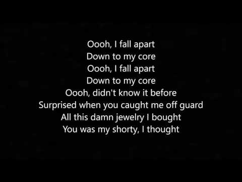 I Fall Apart (Cover) - By: Steezefield (Lyrics)