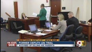Michael Moore's girlfriend testifies in trial