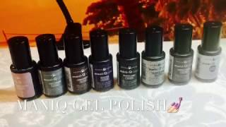 ManiQ gel polish colour