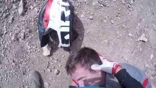 Big Sky Mountain Bike Crash- August 2015