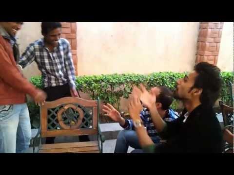 ragging in zakir husain delhi college