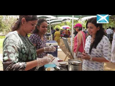 The Juhu Organic Farmers Market with Chandana