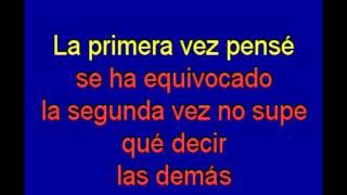 Santa Lucia - Miguel Rios - karaoke Tony Ginzo