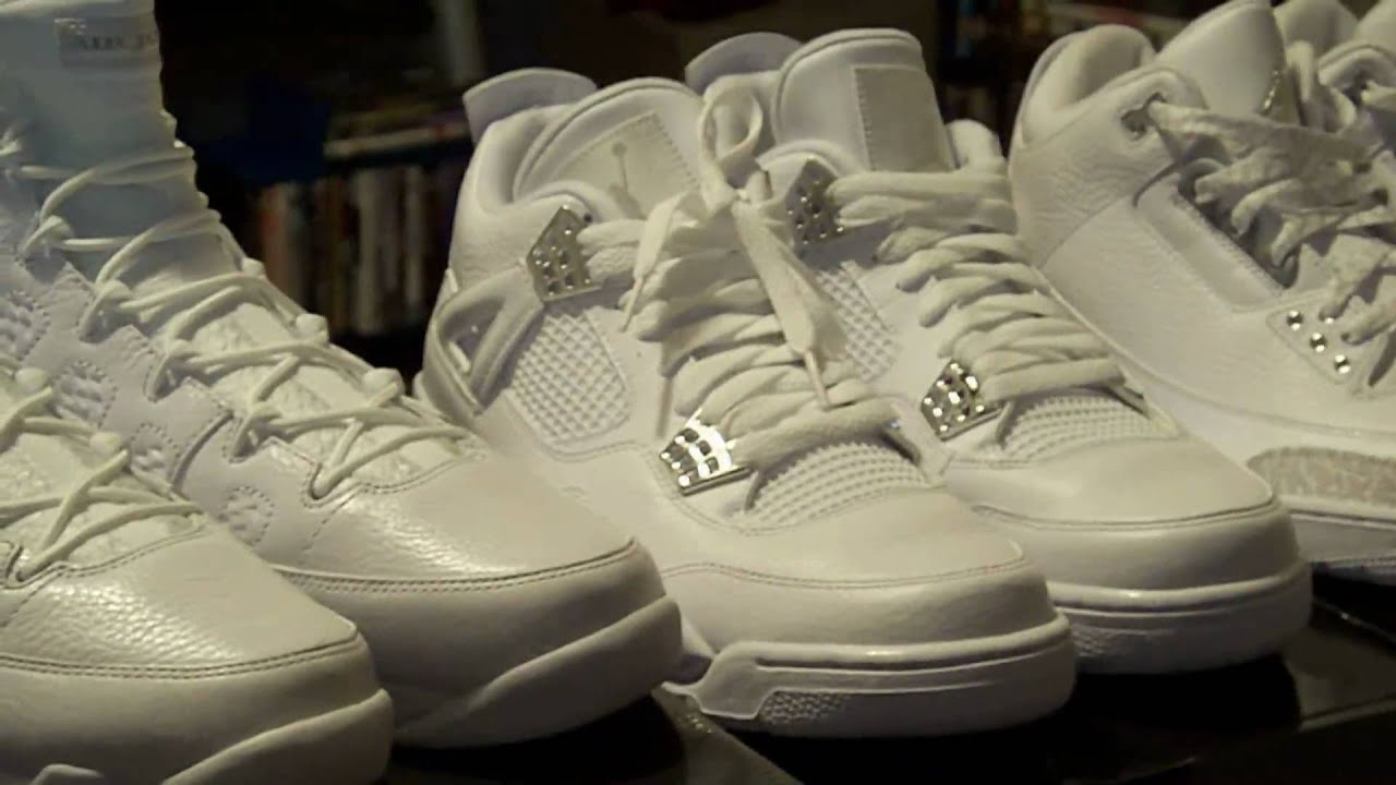 Air Jordan Collection Anniversaire