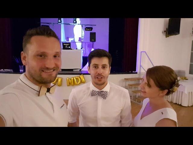 Reportáž ze svatby - 21.7.2018 - Bohumín, Pod Zeleným Dubem