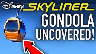 Disney Skyliner GONDOLA UNCOVERED in Walt Disney World! - Disney News